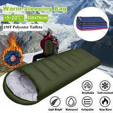 sleepingbag, Outdoor, envelopesleepingbag, Hiking