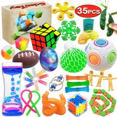 Box, Toy, Gifts, unziptoy