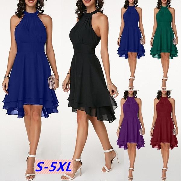 Summer, Plus Size, short dress, Cocktail