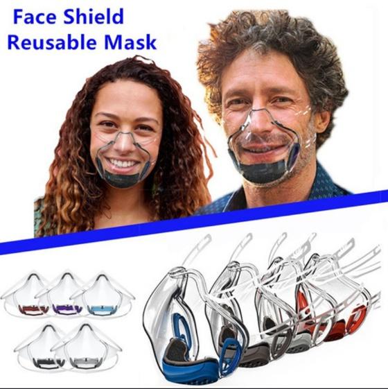 transparentmask, respiratorfacemask, dustproofmask, faceshield