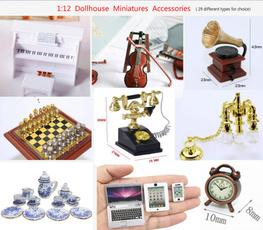 Dollhouse, dollhousefurniture, miniaturesfor112dollhouse, miniature