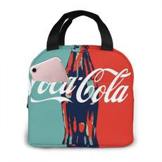 Coca Cola, Bags, lunchbagzipper, Waterproof