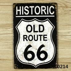 Europe, route66, Decor, Home Decor