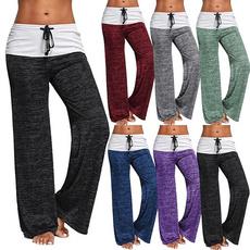 drawstringpant, Women Pants, Plus Size, Yoga