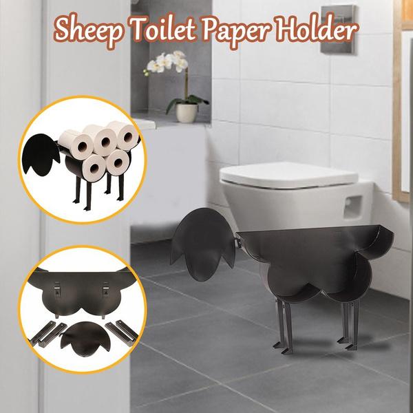 toiletpaperholder, papertowelholder, Bathroom, creativestoragerack