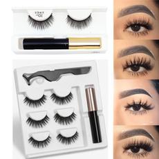 Eyelashes, magneteyelash, Makeup, Beauty