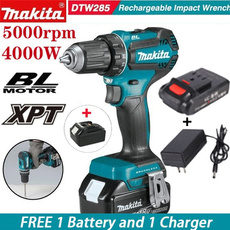 electricwrench, Electric, Battery, Tool