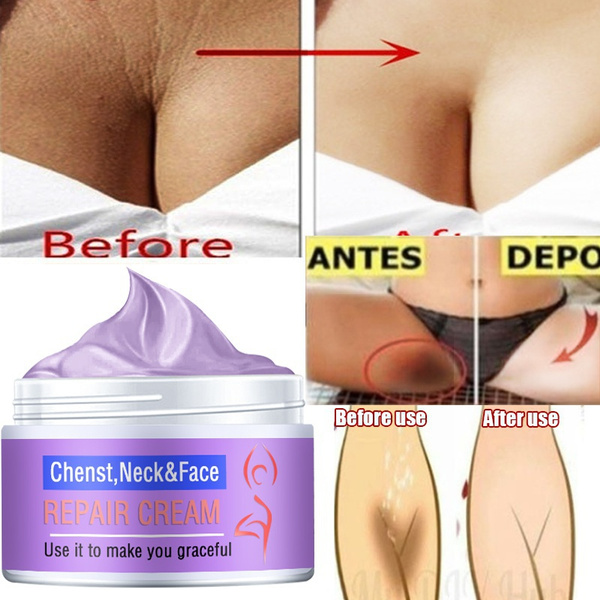 Skincare, Necks, antiwrinkle, purple