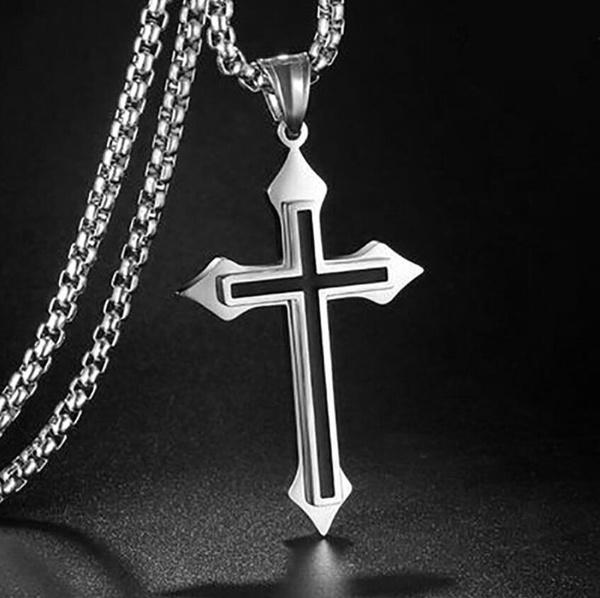十字架, 项链, 宿风, 街头