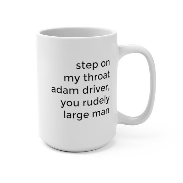 default, Mug, Driver, Adam