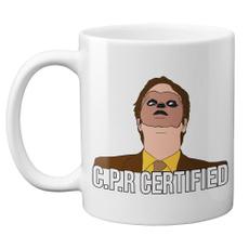, dummy, Coffee, schrute