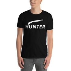 default, T Shirts, Hunter, short sleeves