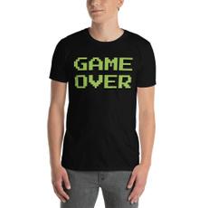 default, T Shirts, gaes, short sleeves