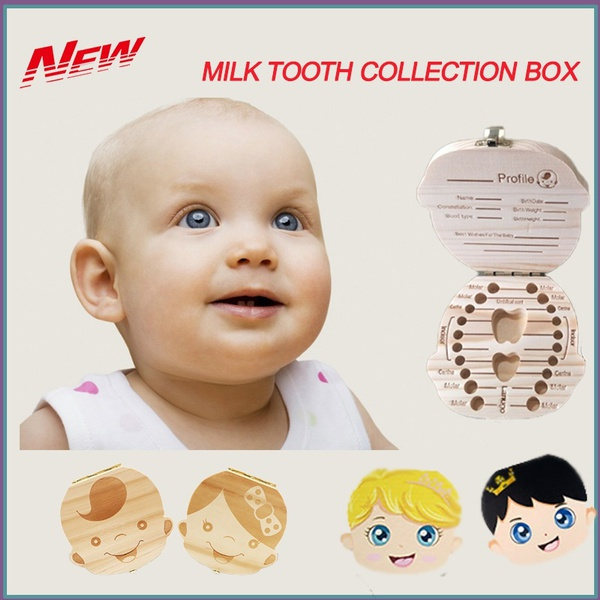 Box, Beautiful, babytoothstorage, babysouvenir