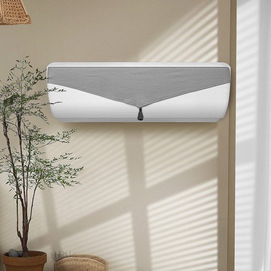 Triangles, airconditioning, Cover, Grey