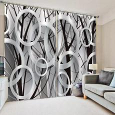 3dcurtain, luxurycurtain, vorhang, Modern