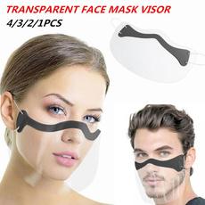maszkok, mondmasker, faceshield, transparentmask