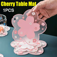 pink, tablemat, Fashion, Coasters