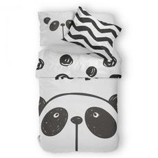 panda, duvet, helen, Cover