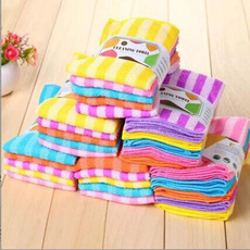 environmental protection, Towels, Colorful, Color