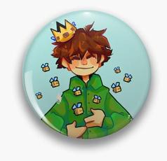 King, brooches, pinsforclothe, Pins
