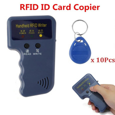10, khz, copierwriterreadersduplicator, rfid