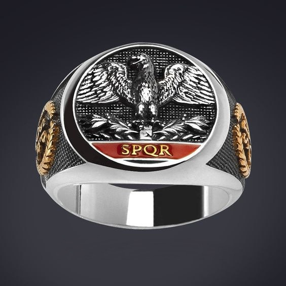 men_rings, eaglering, Jewelry, Gifts