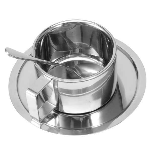 Steel, Coffee, Stainless Steel, Home Decor