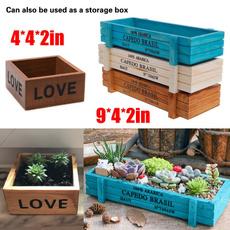 Bonsai, Storage Box, Plants, Flowers