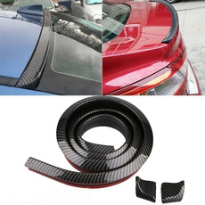 spoiler, Fiber, Auto Parts, carbon fiber