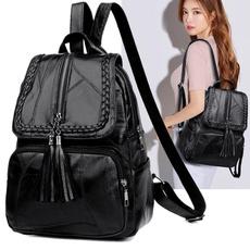 travel backpack, Shoulder Bags, School, vintage backpack