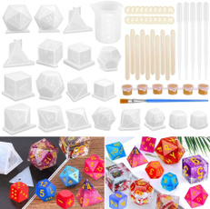 polyhedral, Set, Dice, for