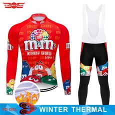 Fleece, Fashion, Cycling, Winter