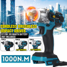 electricimpactwrench, batteryelectricdrill, Electric, brushlessimpact