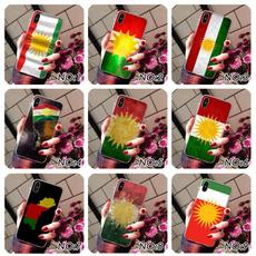 kurdishautonomousregionflagphonecase, newcase, samsungs10pluscover, Colorful