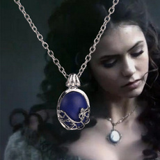 thevampirediarie, Jewelry, halskette, Vintage