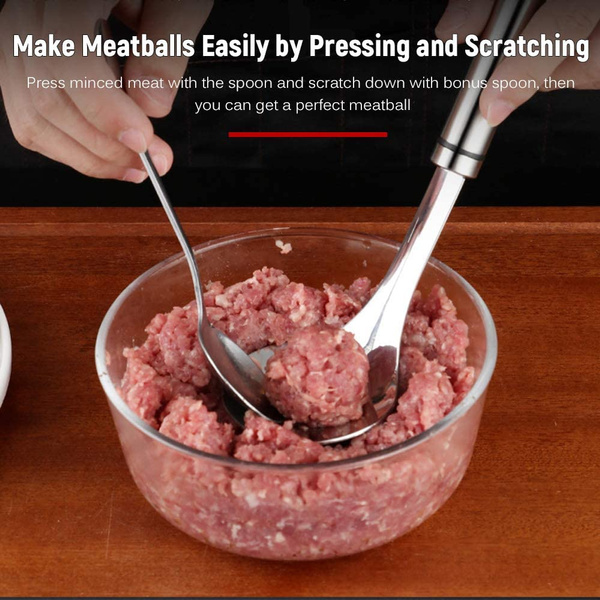 Steel, meatballer, Kitchen & Dining, meatballmaker