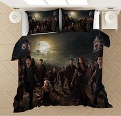 case, Vampire, bedclothe, printed