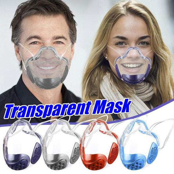 transparentmask, shield, faceshield, respiratormask