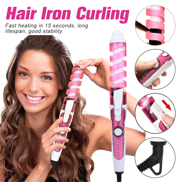dysonairwrap, curlingironhair, Electric, Hair Curlers
