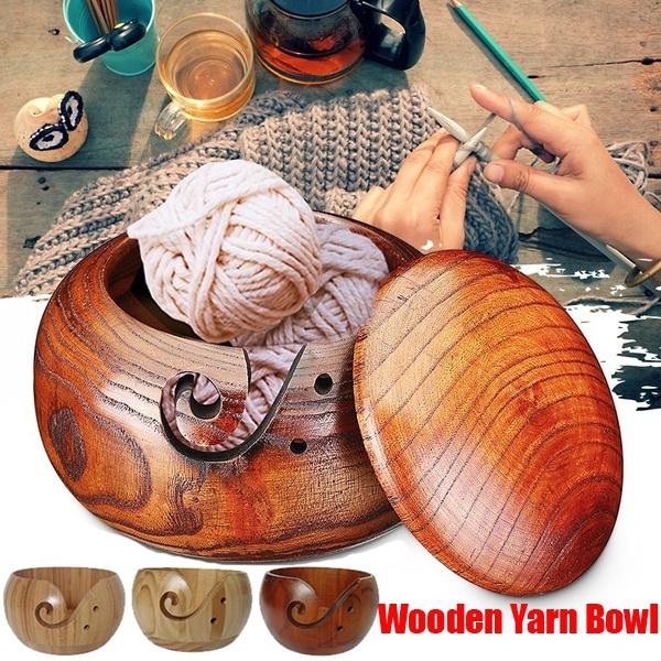 knittingcrochet, knittingorganizer, Wooden, Handmade