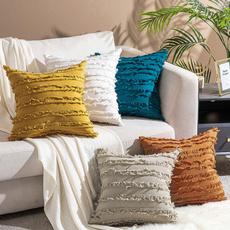 Home Decor, Pillowcases, Throw Pillow case, Cushion Cover