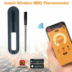 meatthermometer, Steel, Kitchen & Dining, Stainless Steel