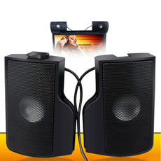 loudspeaker, Mini, notebookusbcomputerspeakerclip, Computers