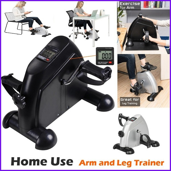 Mini, minipeddlerexerciser, bikepedalexerciser, Home & Kitchen