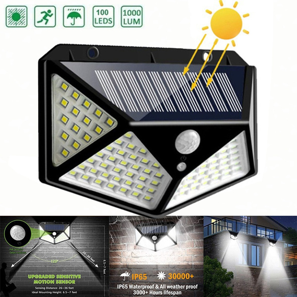 motionsensor, walllight, waterprooflight, Garden