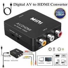 Mini, converterbox, Converter, Hdmi