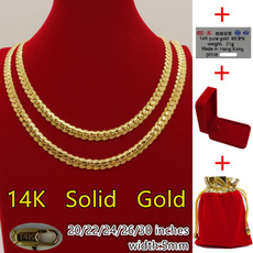 yellow gold, 18k gold, Fashion Men, Gifts
