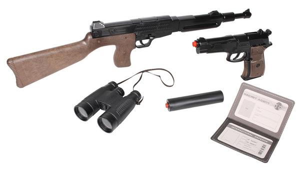 Cap, capgun2396gonhersecretagentset, gun