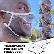 transparentmask, Fashion Accessory, dustproofmask, visiblemask